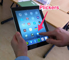 Plickers on Ipad